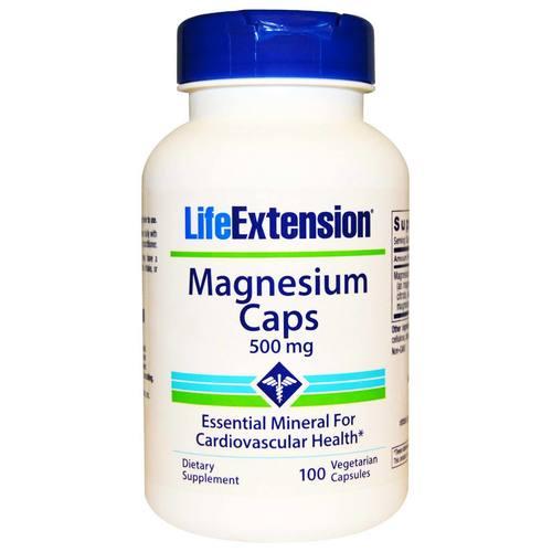 life extension magnesium caps reviews
