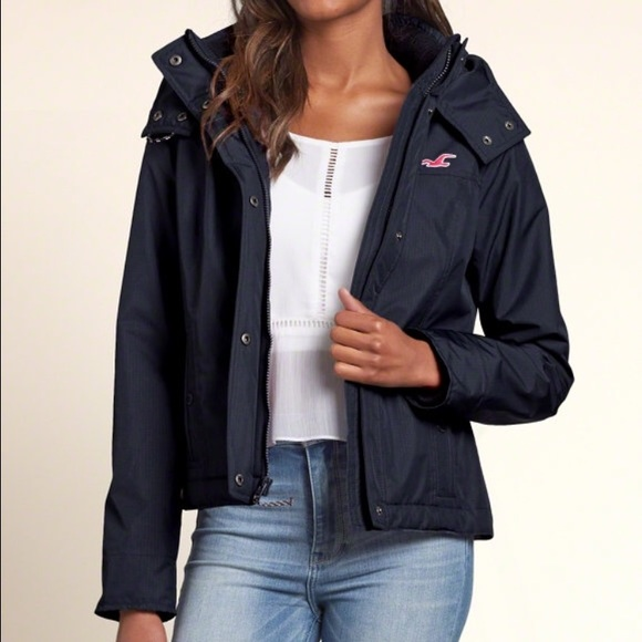 hollister all weather jacket review