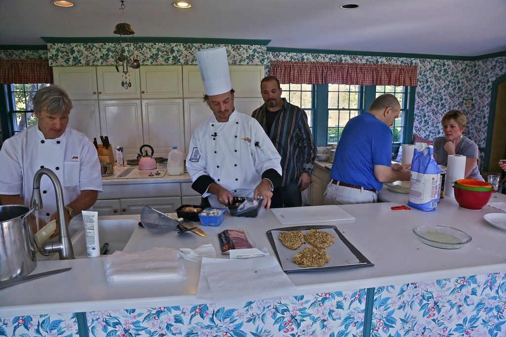 chef todd mohr web cooking classes review