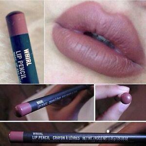 mac whirl lip liner review