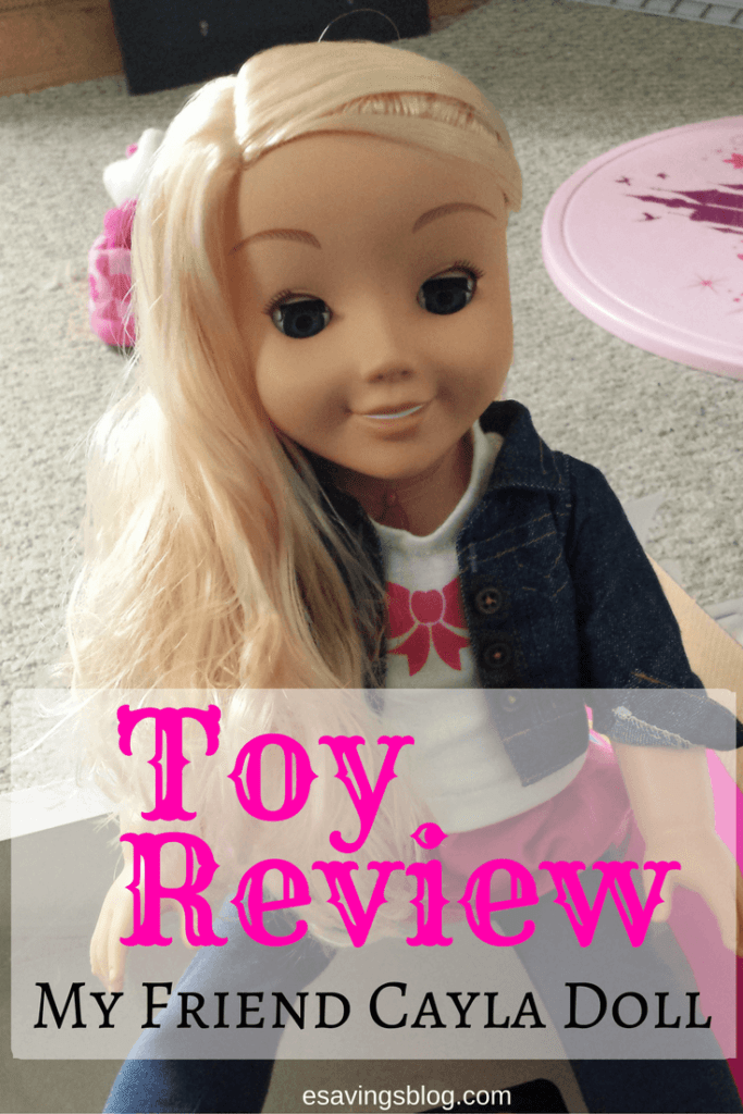 my friend cayla doll review
