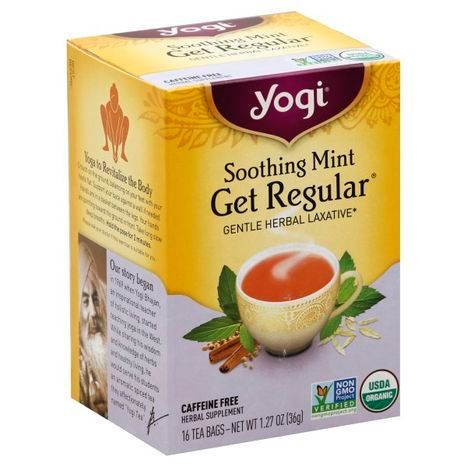 yogi get regular tea reviews