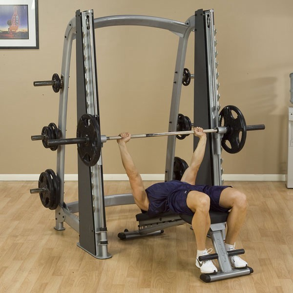 body solid smith machine reviews