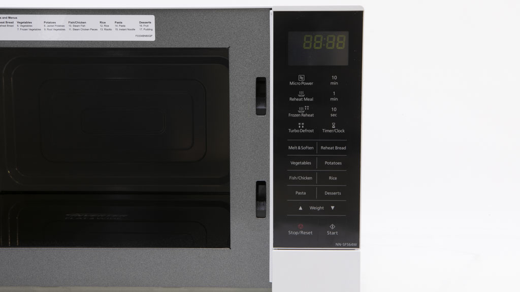 panasonic microwave nn sd691s review