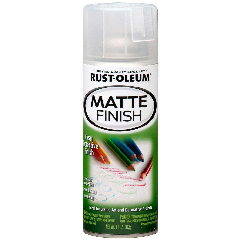rustoleum clear coat spray review