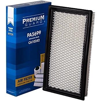 premium guard air filter review