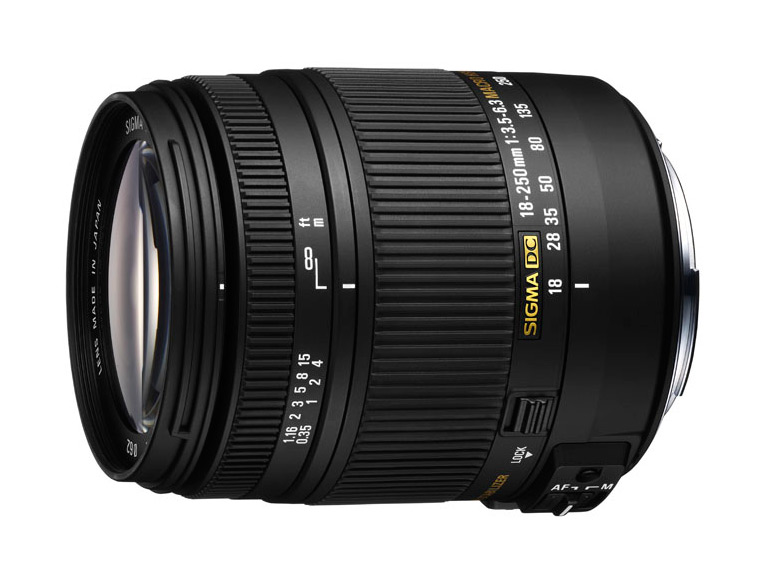 sigma 18 200 dc review