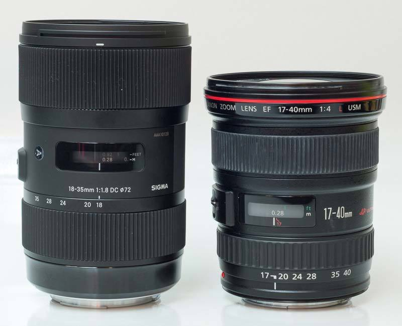sigma 18 35 f 1.8 review