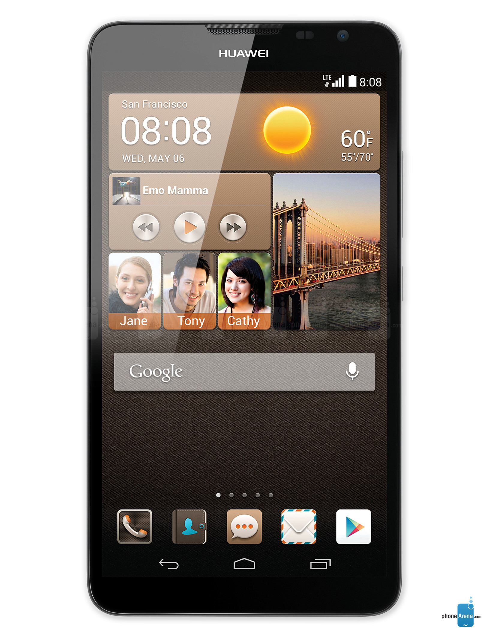 huawei ascend mate 2 4g lte review