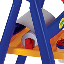 crayola qwikflip 2 sided easel reviews