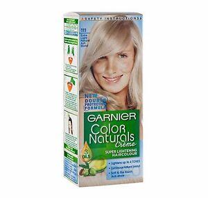 garnier 100 extra light natural blonde review