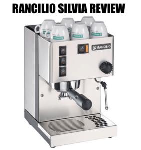 rancilio silvia espresso machine review