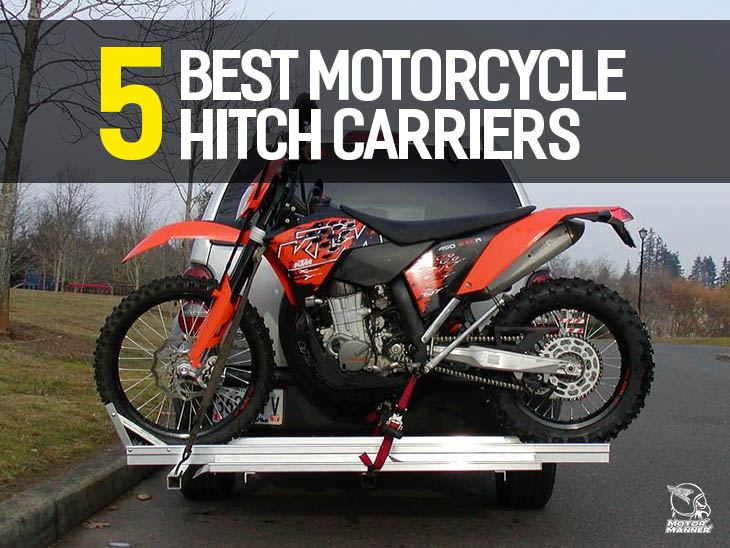 tilt a rack motorcycle carrier review