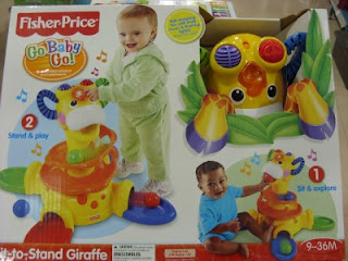 sit to stand giraffe review
