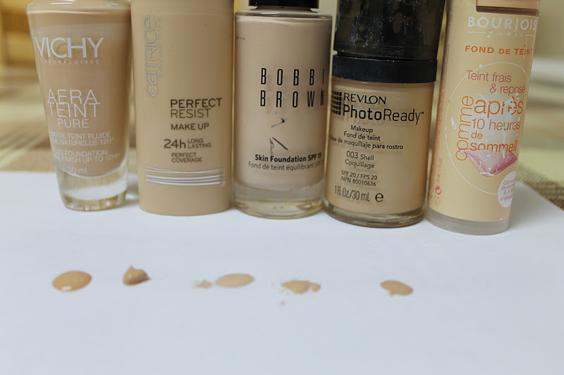 revlon photoready foundation vanilla review
