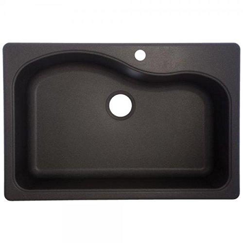 franke black granite sink reviews