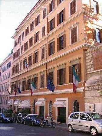 anglo americano hotel rome reviews