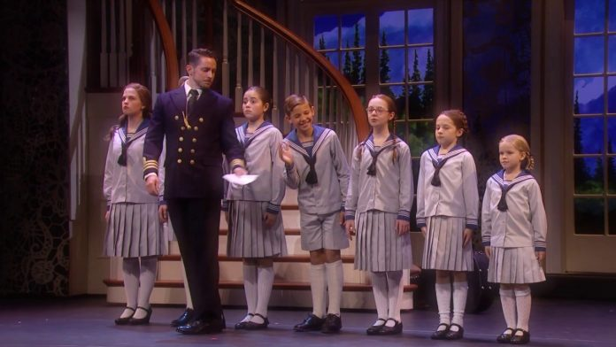 sound of music broadway review