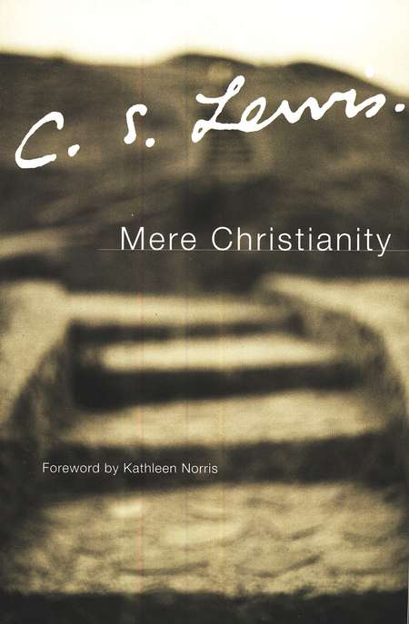 cs lewis mere christianity review