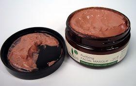 sukin green clay mask review