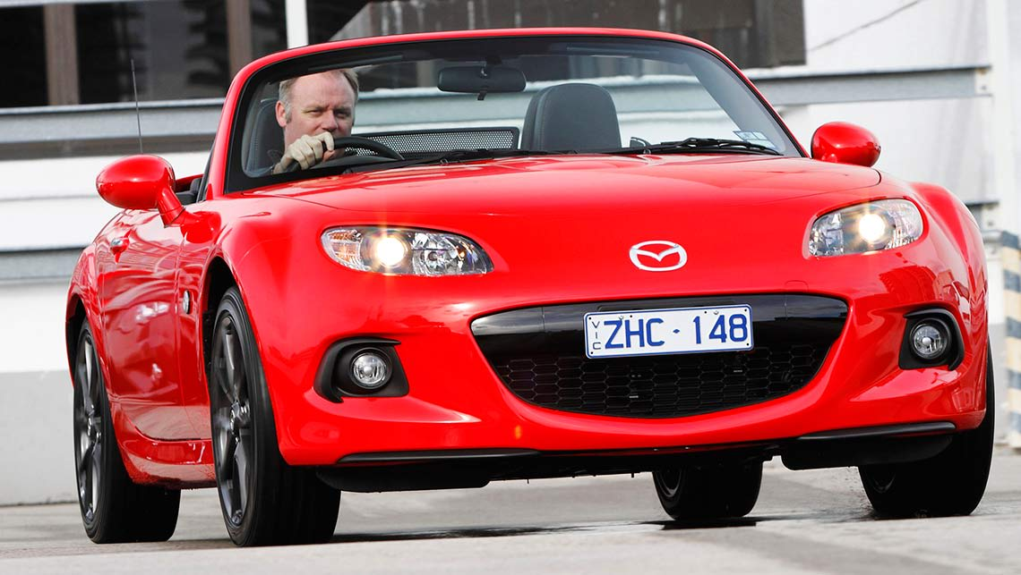 used mazda mx 5 review