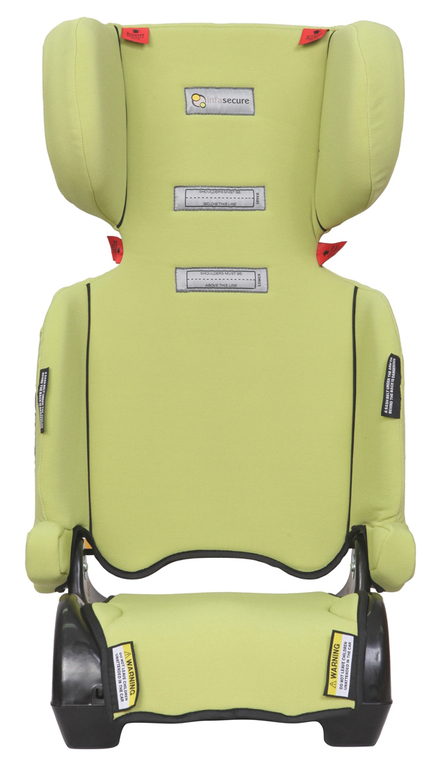 infa secure folding booster seat review