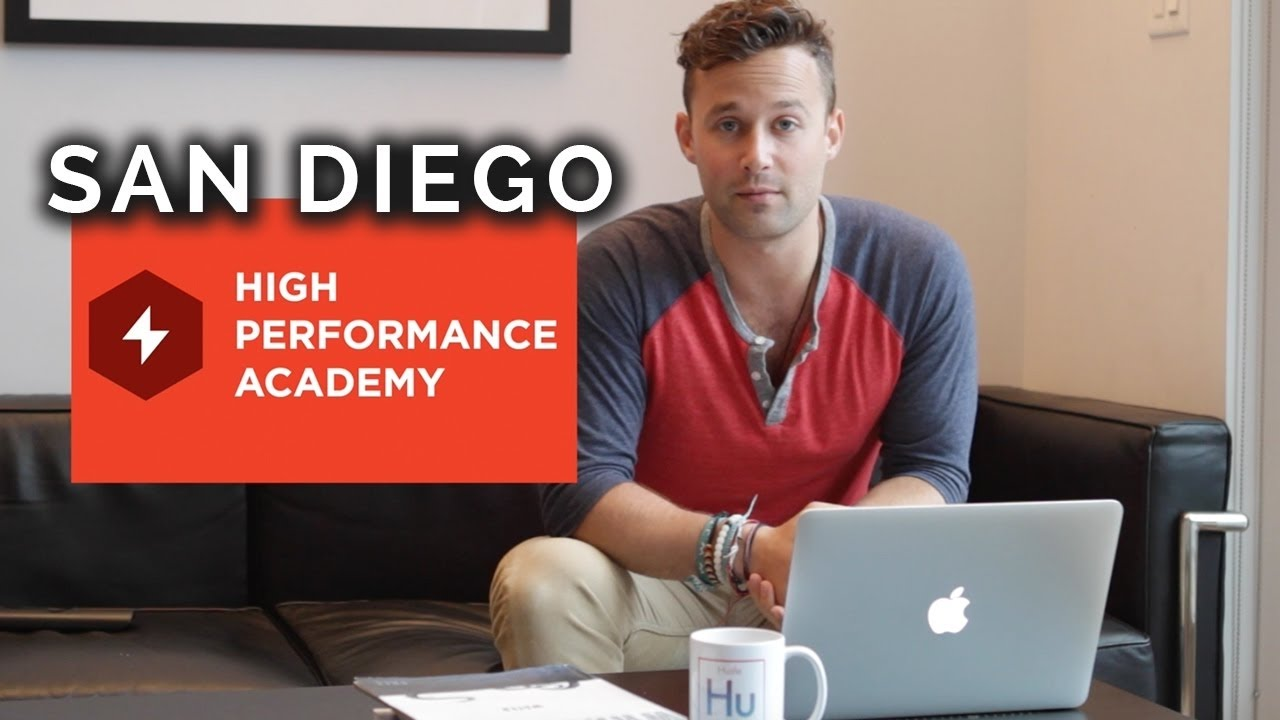 brendon burchard high performance academy review
