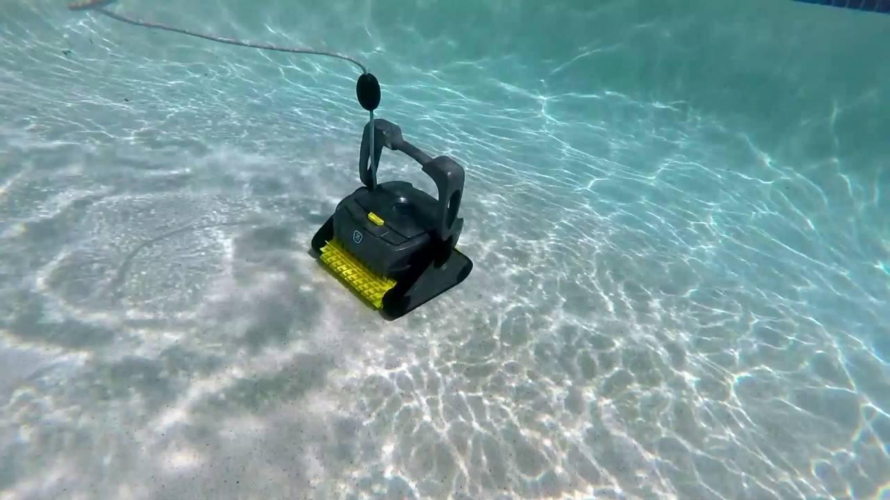 zodiac cx35 robotic pool cleaner reviews
