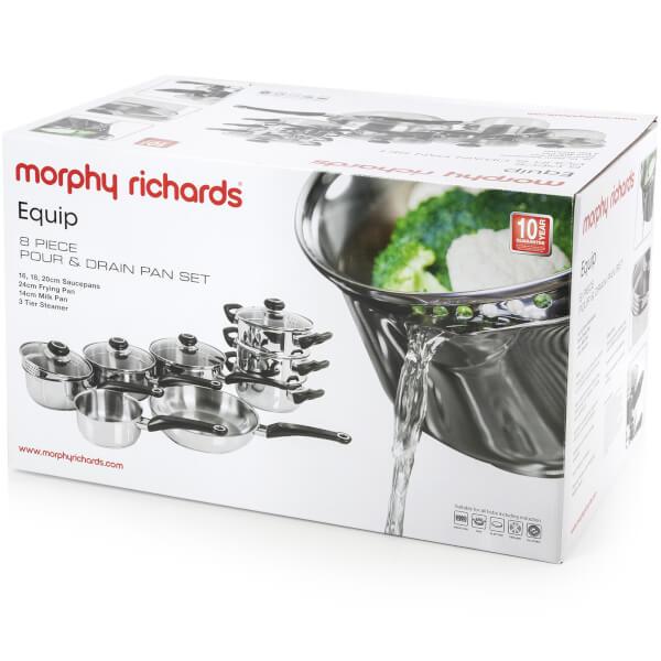 morphy richards pan set reviews