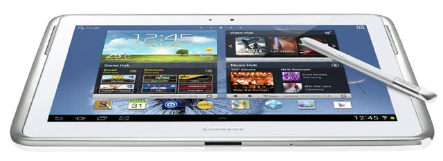 samsung galaxy note 10.1 stylus review