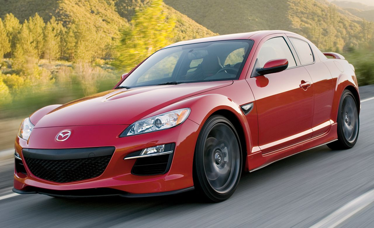 mazda rx 8 r3 review