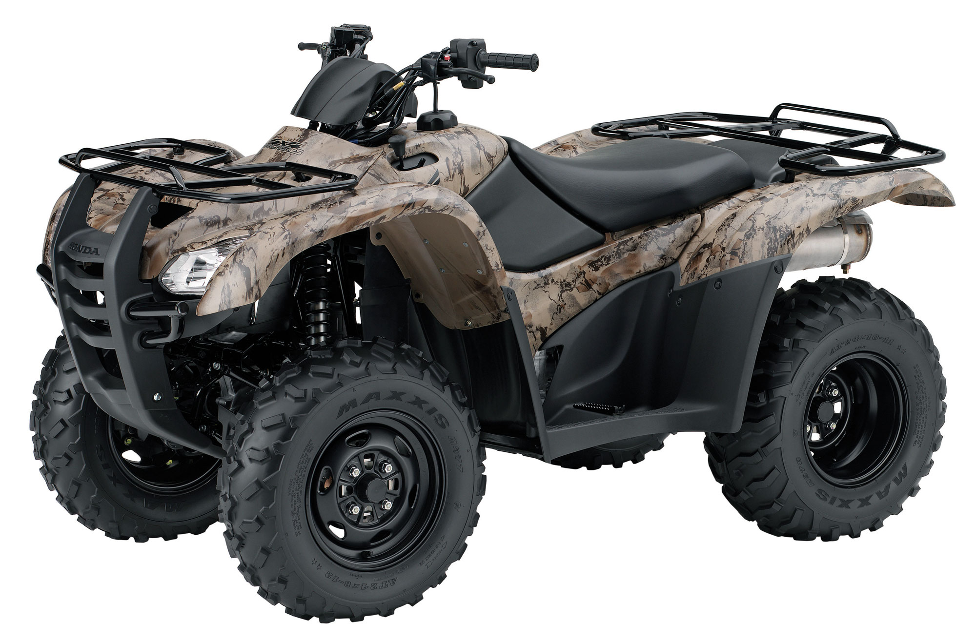2013 honda rancher 420 review