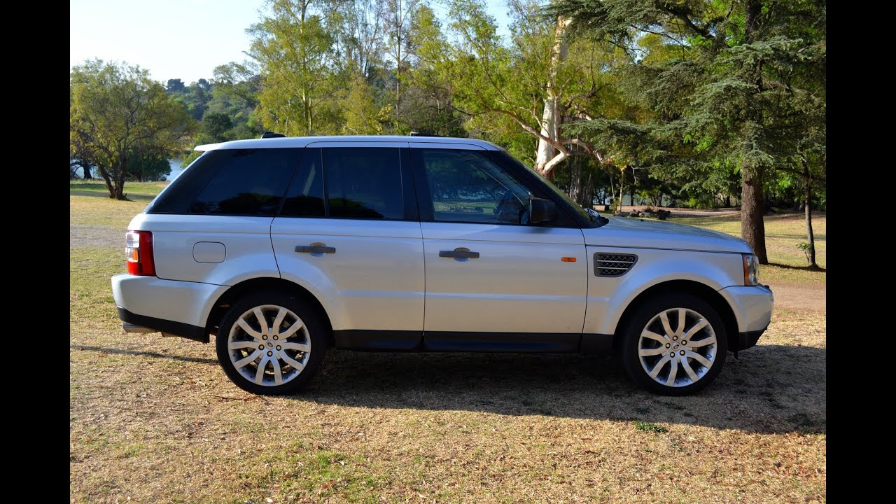 2005 range rover sport 4.2 supercharged review