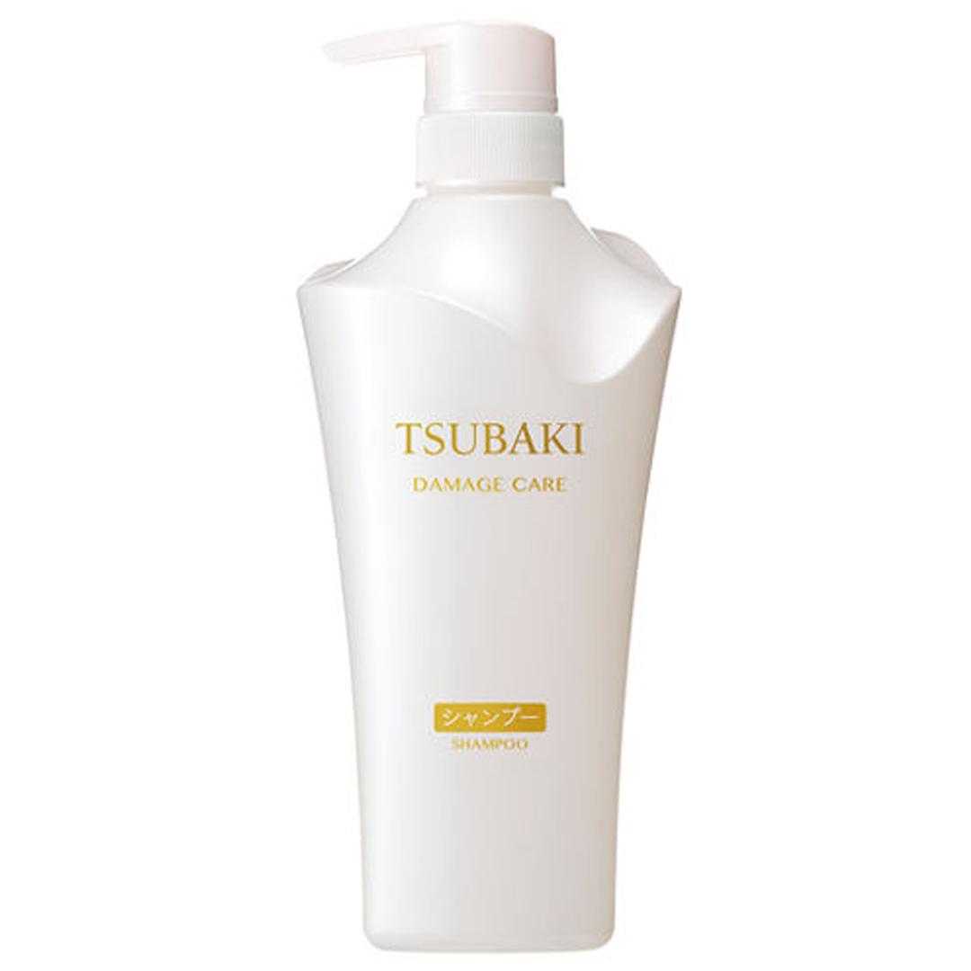shiseido tsubaki damage care shampoo review