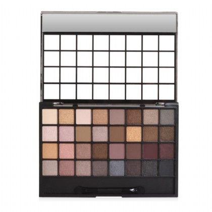 elf endless eyes pro eyeshadow palette review