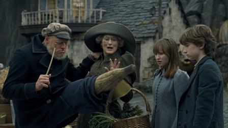 a series of unfortunate events movie review