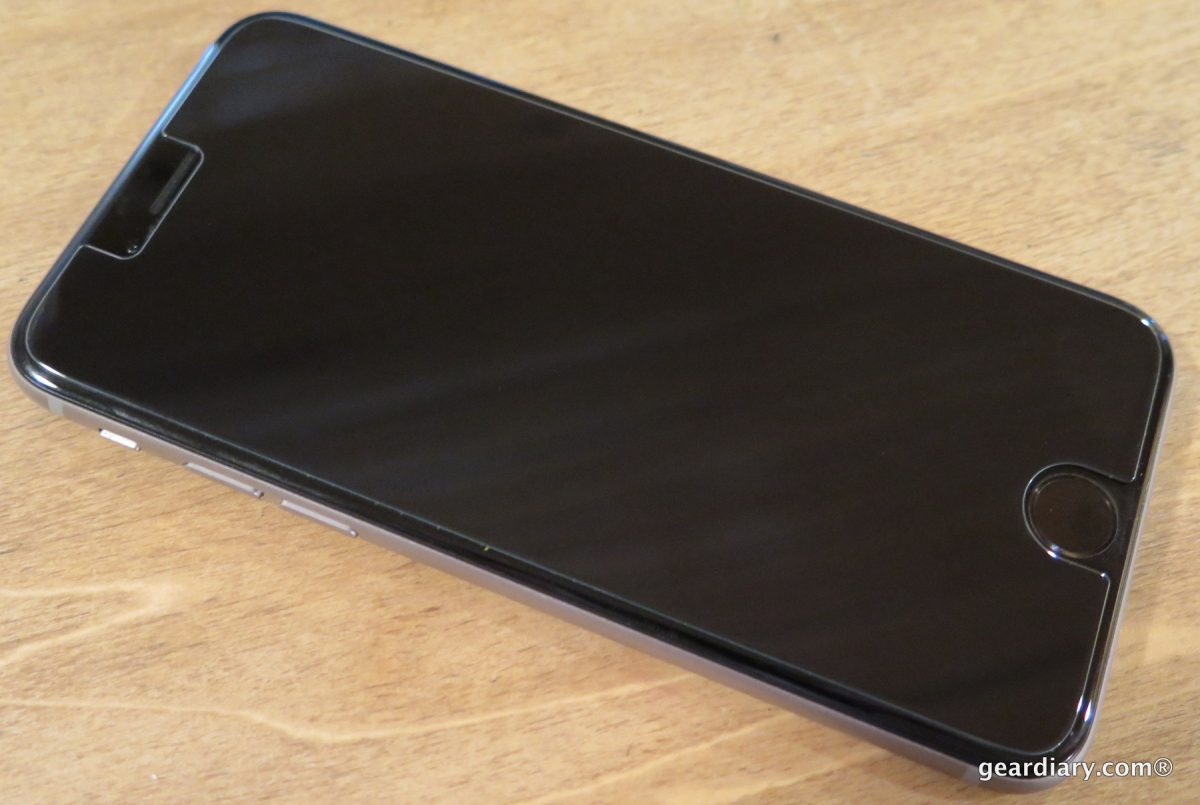 x one screen protector review