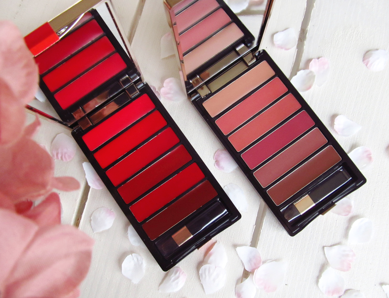 l oreal lip palette review