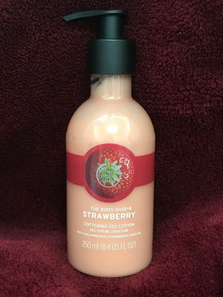 the body shop lotion review
