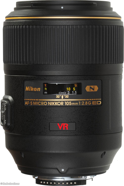 nikon 105mm 2.8 review