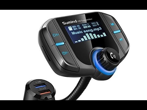belkin bluetooth fm transmitter review