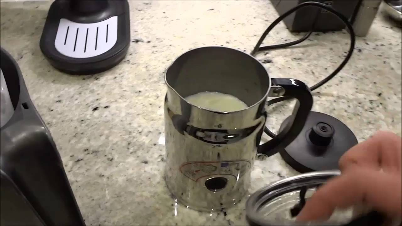 nespresso aeroccino milk frother review