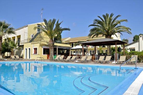 island beach resort kavos reviews