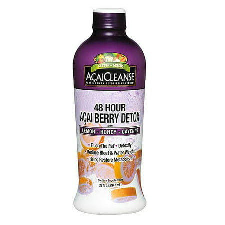 acai cleanse 48 hour detox reviews