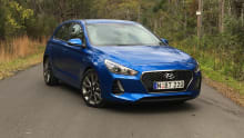 hyundai i30 sr manual review