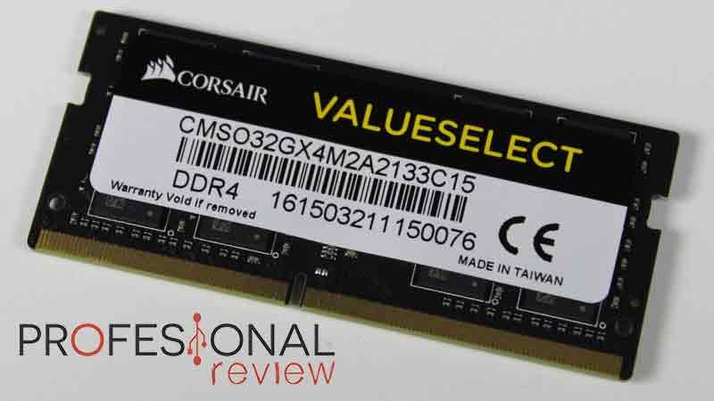 corsair value select ddr4 review