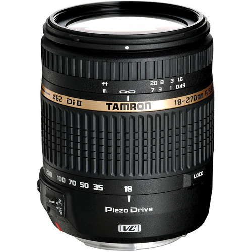 tamron 18 200mm lens for canon review