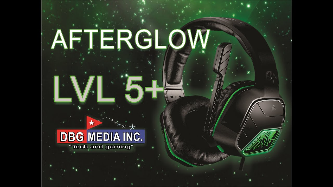 afterglow lvl 1 headset review