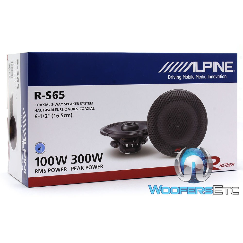 alpine type r 6.5 component speakers review