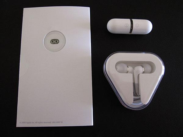 apple in ear earphones review